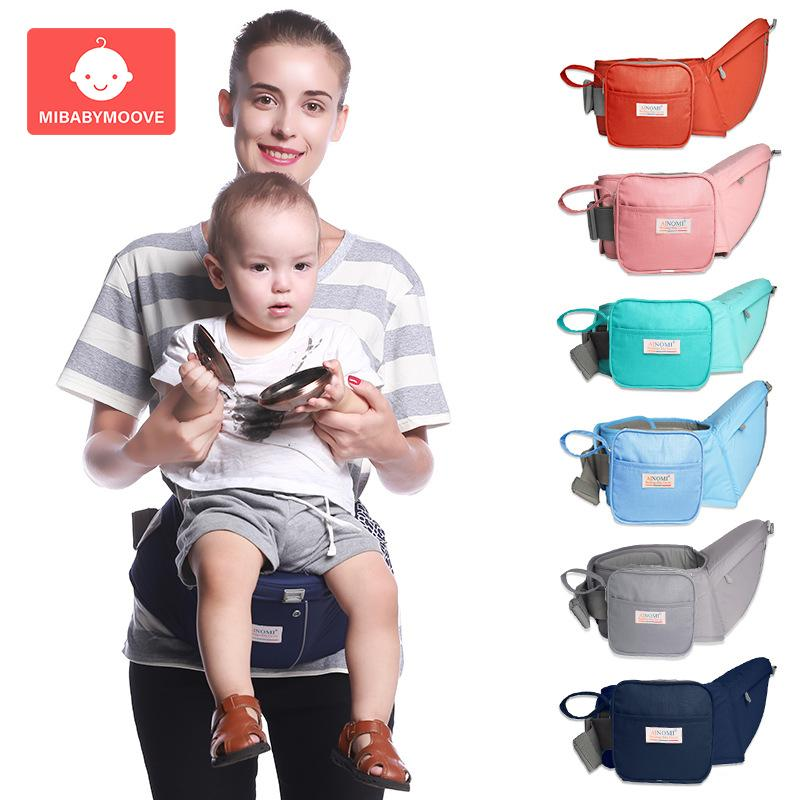 Fashionable Infant Toddler Waist Stool Baby Hip Seat Belt Carrier Ergonomic Comfort Front Carry Hipseat Kids Baby Waist Seat