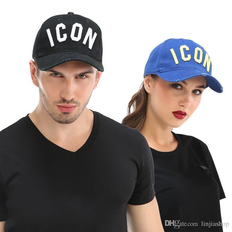 2018 Black Biggie Vtg Style Dad Hat Top Embroidery ICON Logo Cap Baseball Hats  Caps For Men Snap Back Bones Brand Hat Dad Hat Caps Lids From Lin514028340 f254fd667