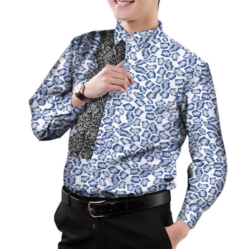 Großhandel Afrikanische Herrenbekleidung Dashiki Afrikanischen Print Anzug  Männer Jacke Mantel Männer Formale Mode Blazer Marke Kleidung WYN138 Von  Guchen3, ... 22b2d37daf