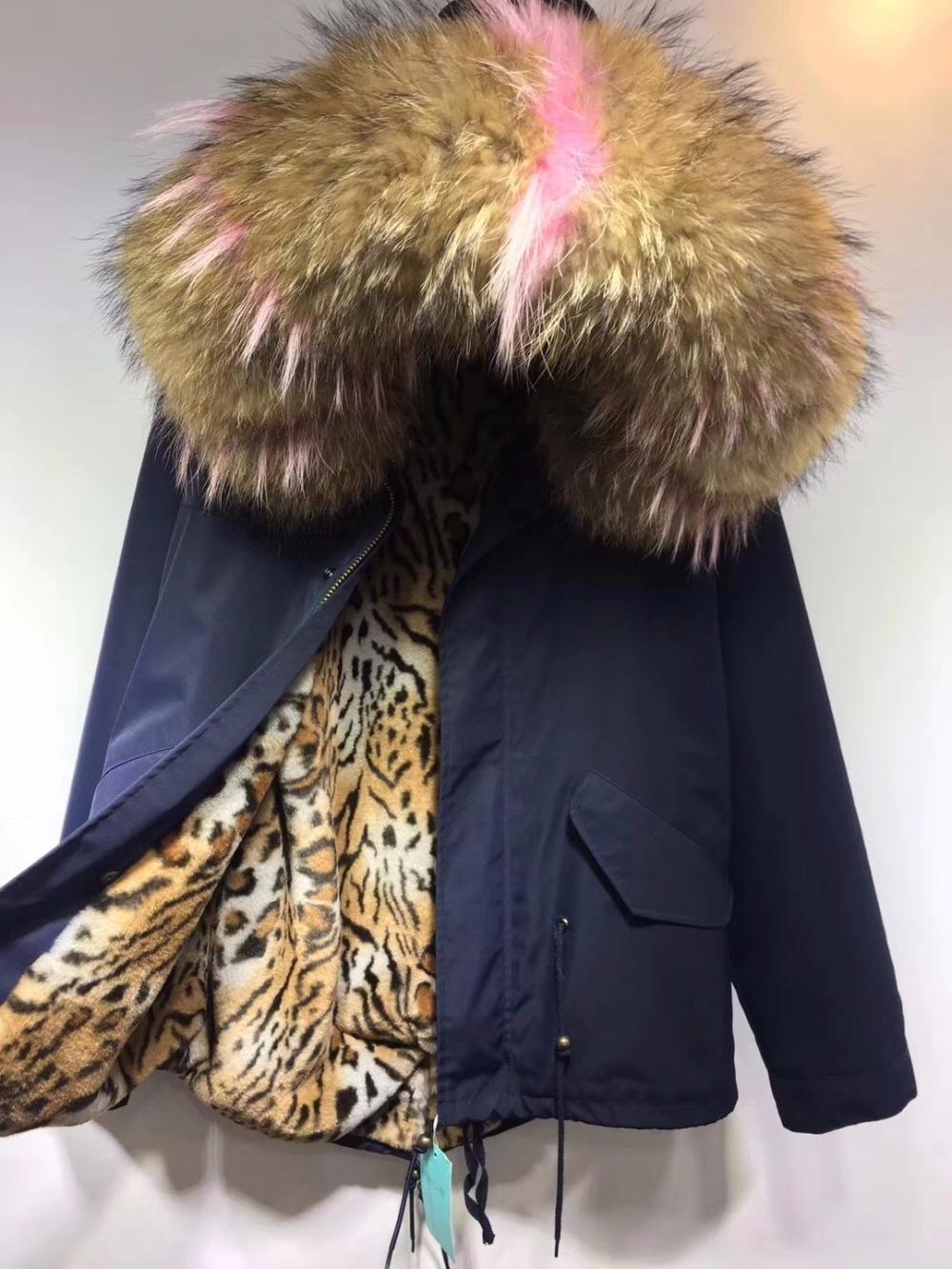 Estampado Compre Faux Leopardo Fur Lujo Leopardo 2018 De Coat b67fyg