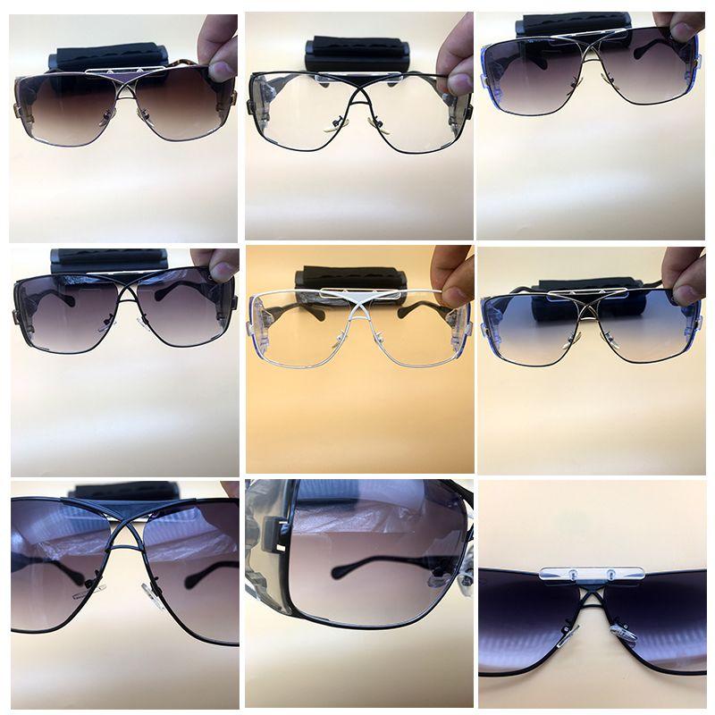 Wrap Around Metal Sunglasses Gazelle Oversized Cycling Sunnies Ski Goggles Popular Brand Driving Eyeglasses Luxury Designer Windshield
