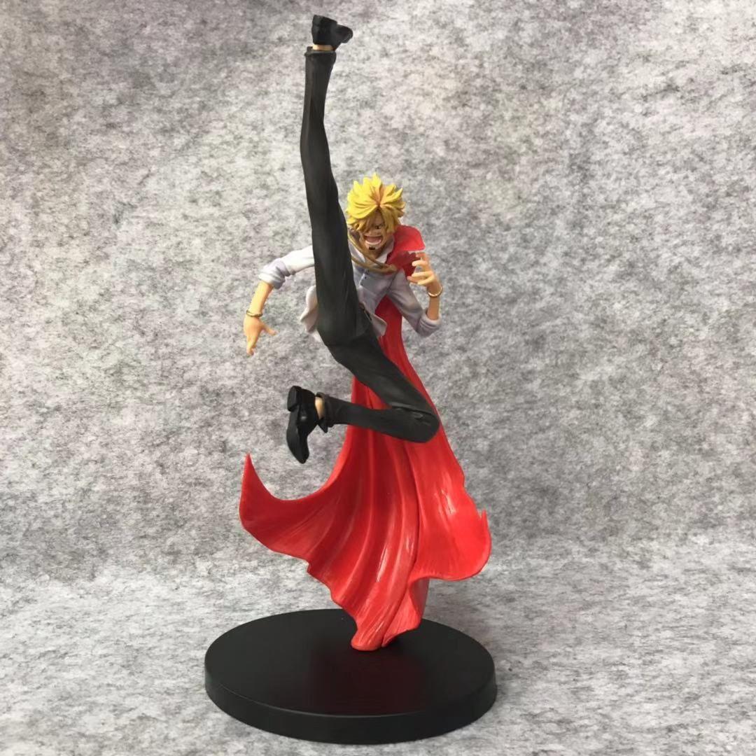 2019 One Piece Action Figure Anime Model Sanji Dolls Decoration Pcx