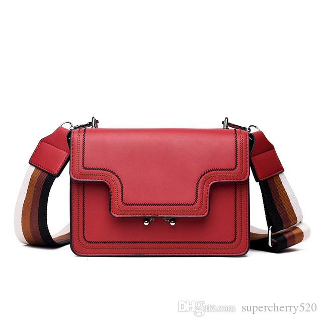 Ins Super Fire On The New Small Women S Bag New Chic Fairy Broadband Single  Shouldered Bag Korean Version Of The Girl Single Shoulder Bag Purses On  Sale ... 972169cb96492