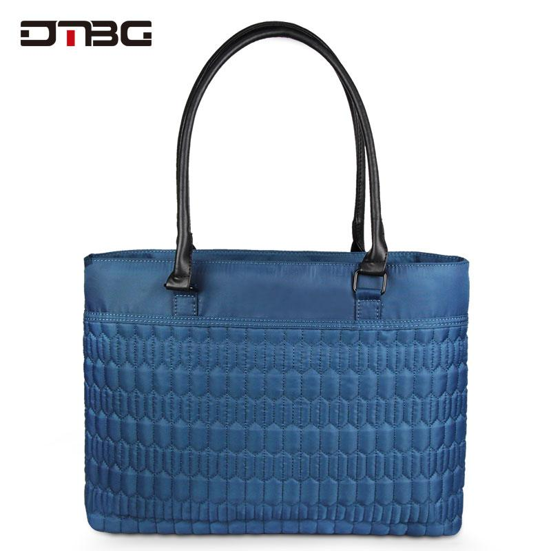 d5d6bd372e30 DTBG Women Dress Handbag for 15.6 Inch Laptop Luxury Bolsos Female Ladies  Business Shoulder Bag Ladies Hand Bag Office Messenger