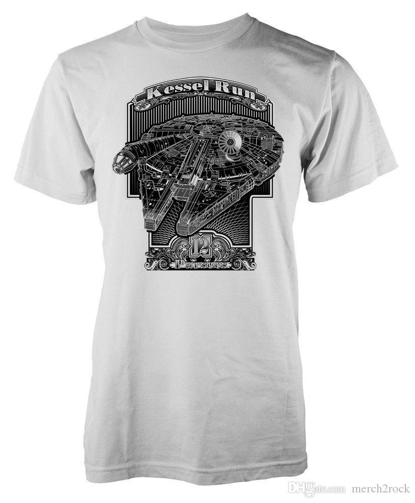 59f60a2f Millennium Falcon Tshirt