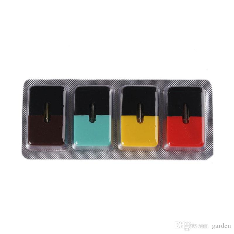 Hot Myle ND Pod Kit 240 mAh Batteria portatile Vape All-in-One consegna con 4 varietà di baccelli Kit AIO