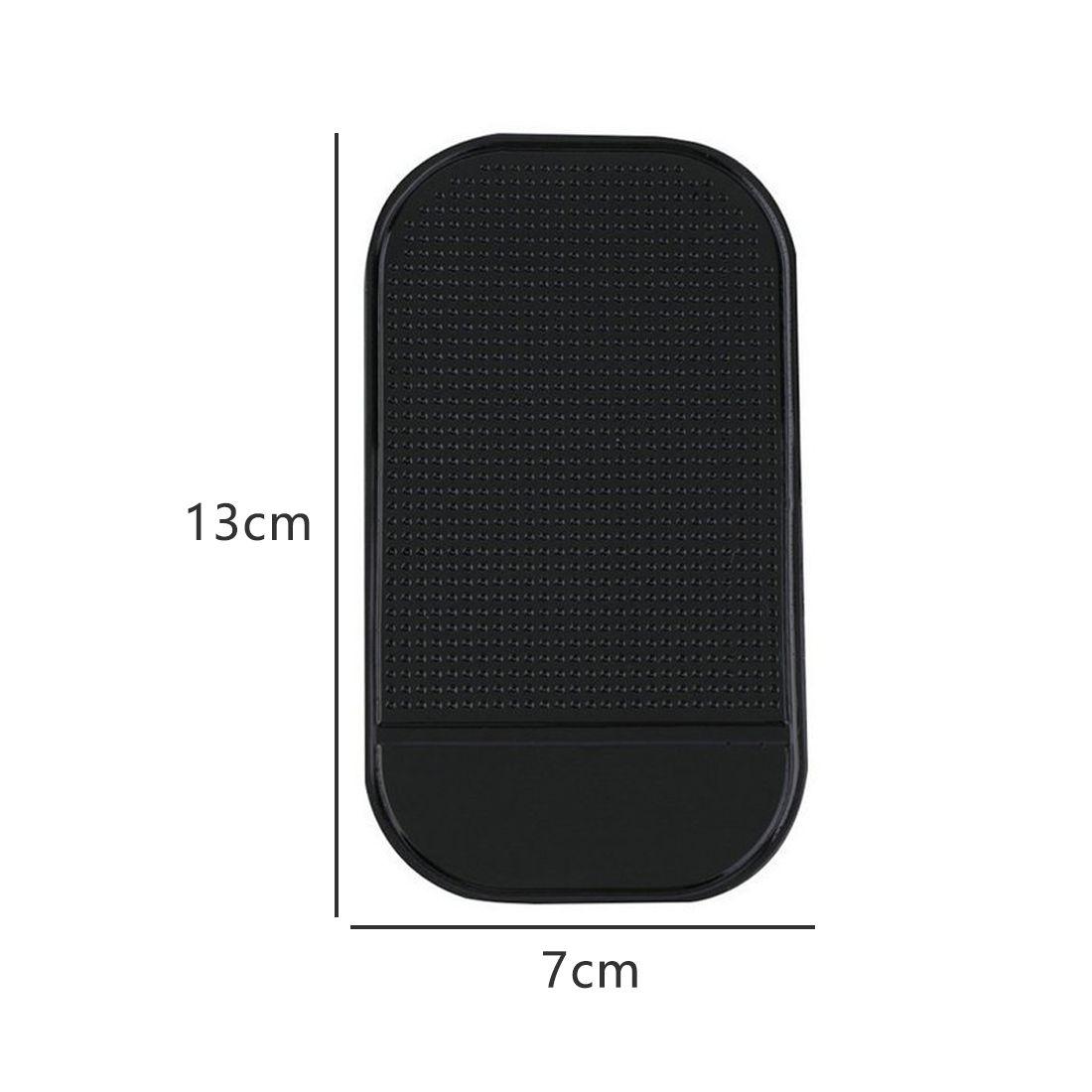 Car Magia Anti-Slip Painel Fixo Pad antiderrapante Mat titular para GPS Celular Automobiles Acessórios Interior