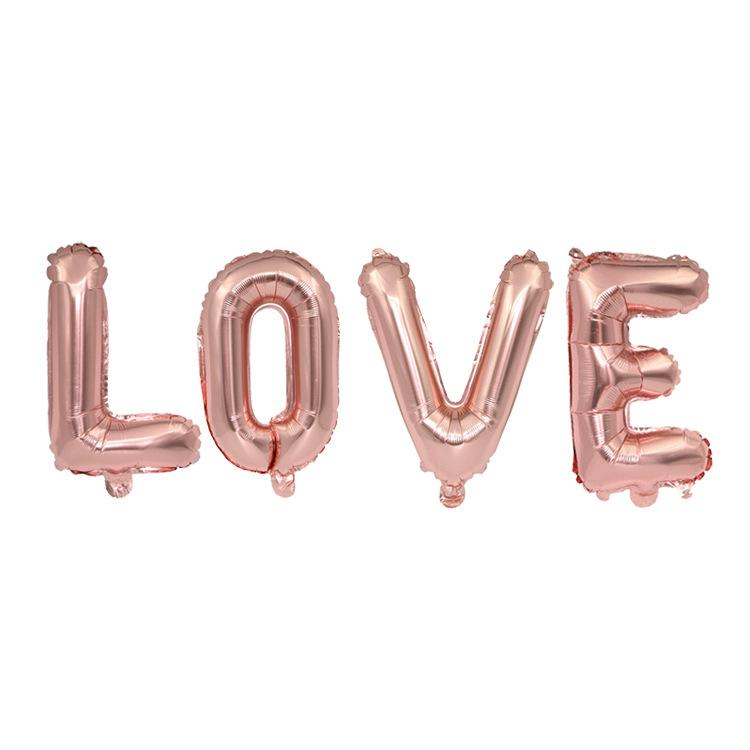 Wedding Bridal Shower 16inch Gold Silver Bride To Be Letter Foil Balloons Diamond Ring Balloon for Hen Party Favors Decoration,8