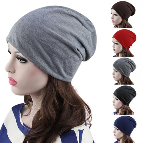 6e85adaa309 Fashion Women Men Winter Autumn Beanie Knitted Hat Cap Slouch Crochet Knit  Hip-Hop Solid Color Hats Skullies Chapeu Feminino S18120302 Online with ...