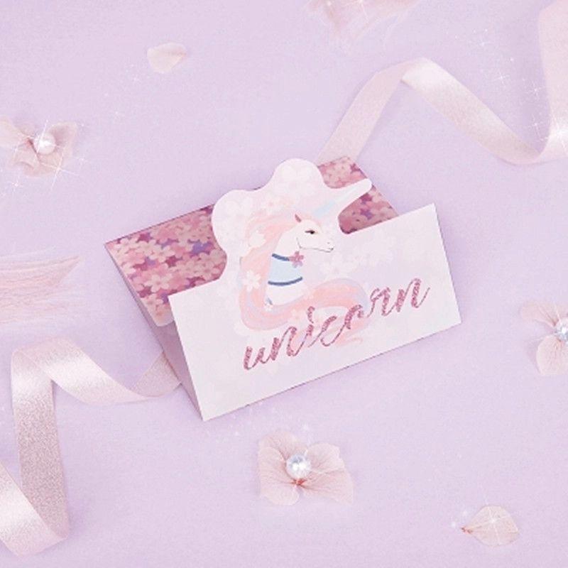 Convites Simples De Casamento Unicórnio Partido Cartões Flamingo
