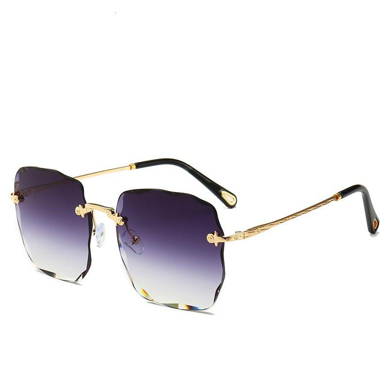 7c098d6442 Compre CHLOE 148 Mulheres Quadrados Óculos De Sol Rosa Glitter W / Lentes  Gradiente Cinza Marca Óculos De Sol Da Marca Designer Óculos De Sol Novos  Com ...
