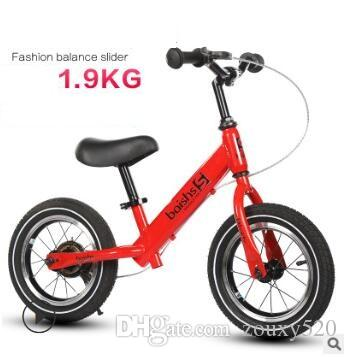 Children s two-wheel balance car scooter baby bike without pedals bicycle  manufacturers wholesale