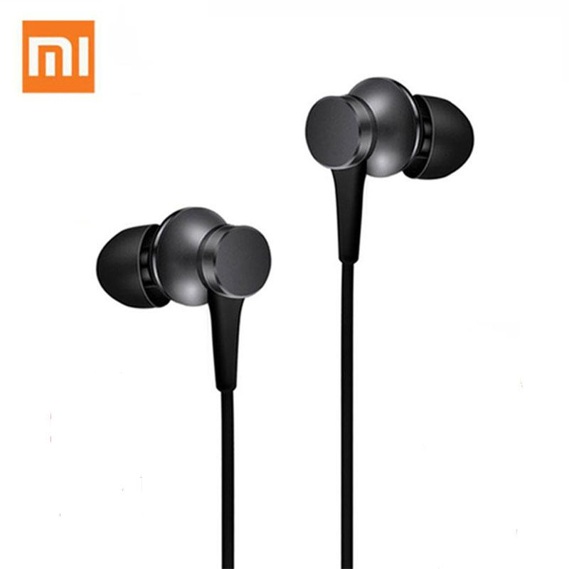 Original Xiaomi Fresh Earphone 3.5mm For Xiaomi huawei oneplus Android with Mic Headset Phone Type C Earphones