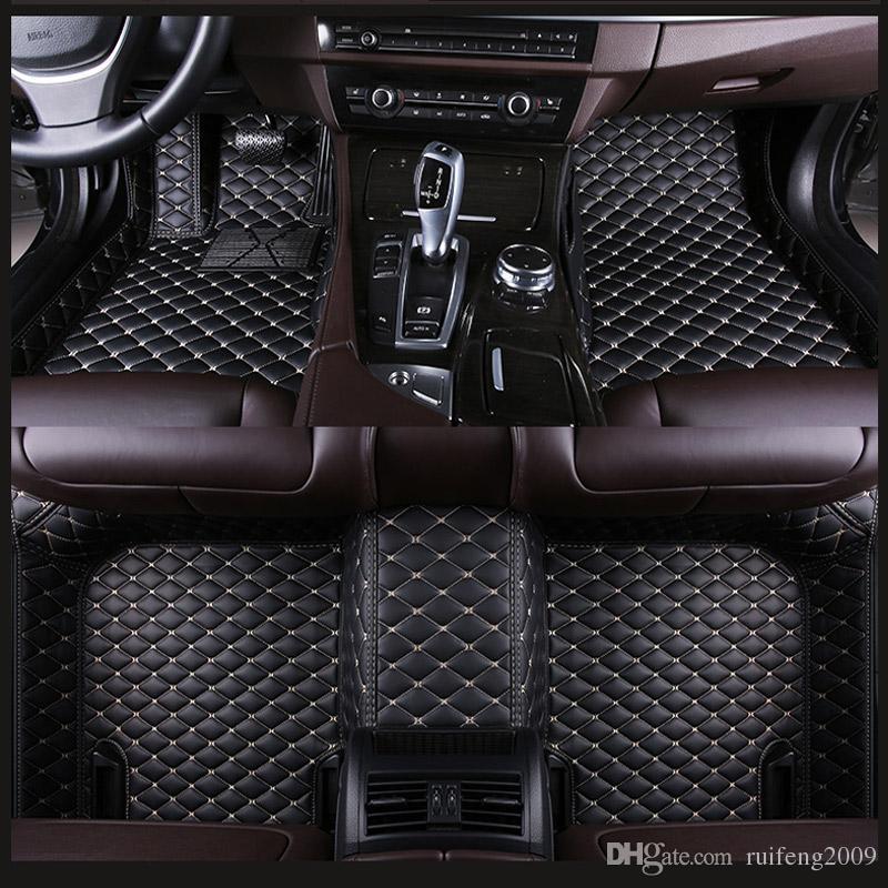2019 Car Floor Mats Fit BMW X1 X3 X4 X5 X6 GT 320i 330i