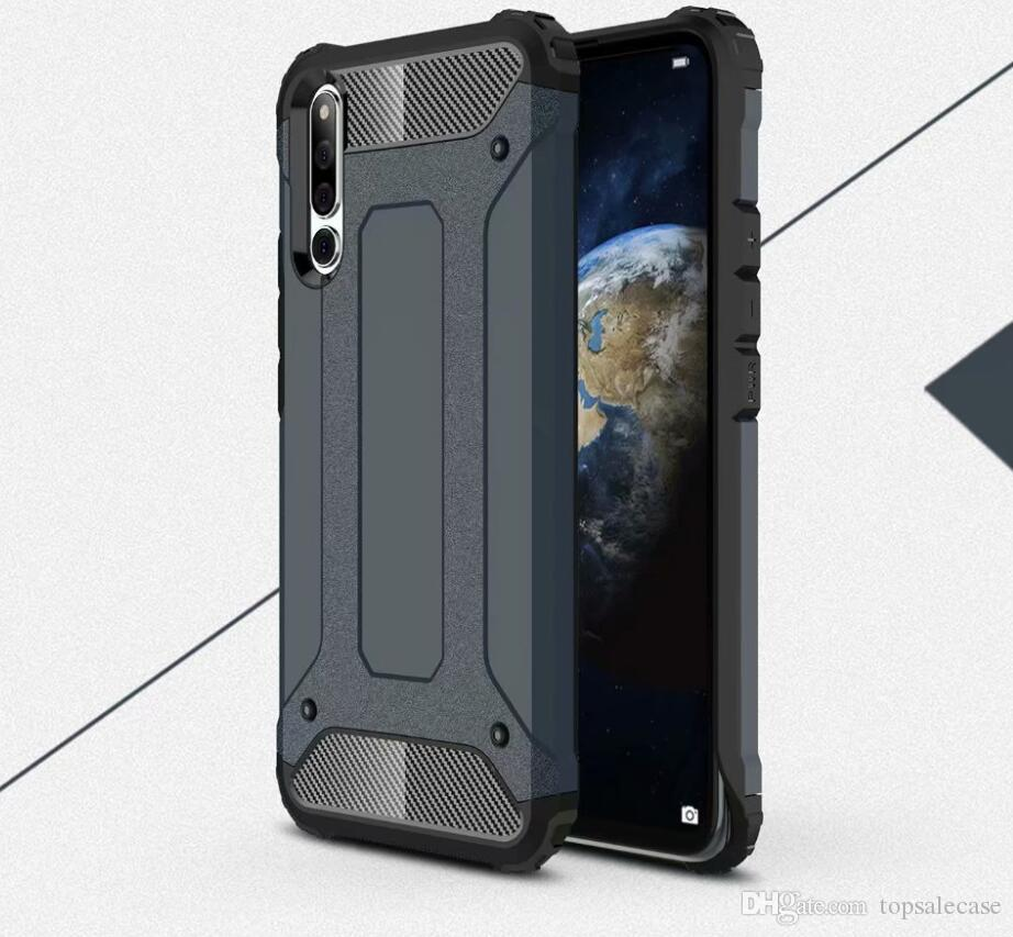 huge selection of 40e89 409eb For Xiaomi Mi 9 SE Case Hot Rugged Combo Hybrid Armor Bracket Impact  Holster Protective Cover For Xiaomi Mi 9 SE