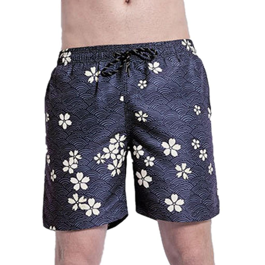 e04d9b3bfb Summer 2019 New Mens Board Shorts Quick Dry Beach Surfing Running Floral  Printed Man Fashion Mens Shorts Fitness Clothing Casual Shorts Cheap Casual  Shorts ...