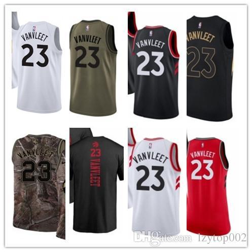 new concept b7274 de1ea 2019 custom Men/WOMEN/youth Toronto Raptor jersey 23 Fred VanVleet  basketball jerseys free ship size s-xxl message name number