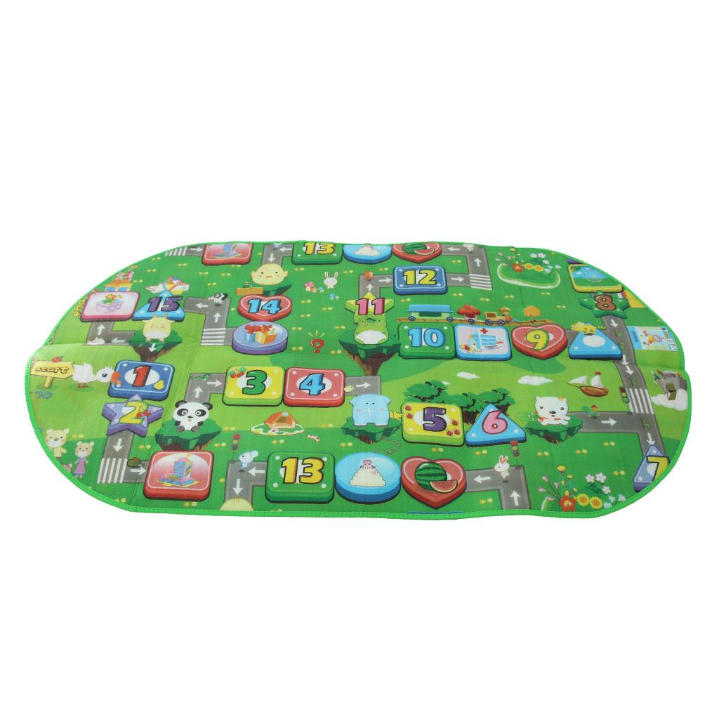 Elliptic Baby Cartoon Crawling Carpet Playmat Tent Rug Toy Early Learning Table Playhouse Tent Large Princess Tent From Zhongfugame $19.86| DHgate.Com  sc 1 st  DHgate & Elliptic Baby Cartoon Crawling Carpet Playmat Tent Rug Toy Early ...