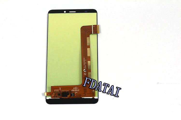 LCD Display Touch screen for Prestigio Grace S5 LTE PSP5551 Duo PSP 5551 psp5551duo digitizer panel sensor lens glass Assembly