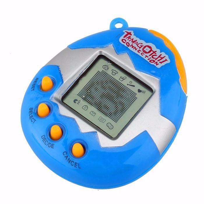 Electronic pet Tamagochi Toy Vintage Virtual Tamagotchi Digital child Game Funny Toys