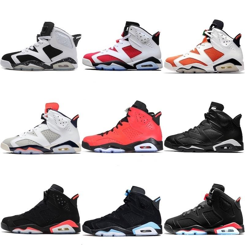 Cheap Mens 6s Basketball Shoes Red Gold Doernbecher Db Blue Oreo For Sale Aj6 Jumpman Vi Air Sneakers