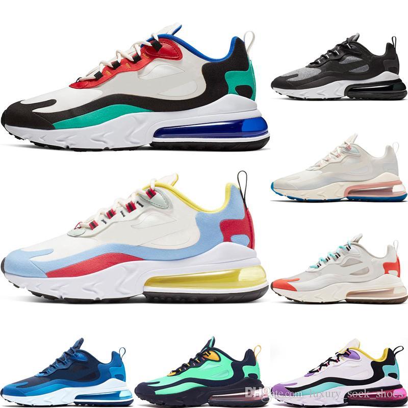 Nike Sportswear AIR MAX 270 REACT Slip ins Zalando