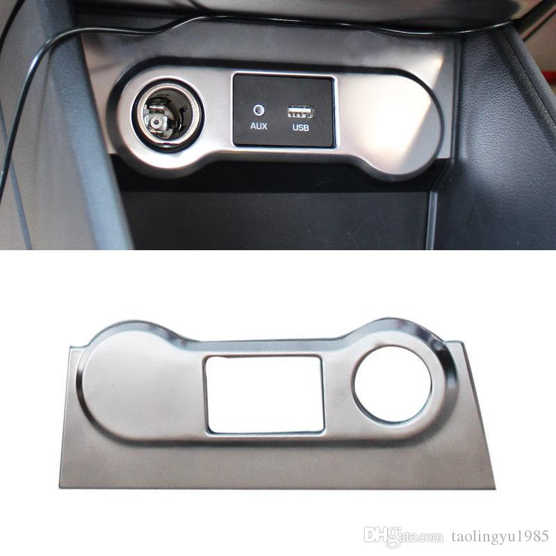 Cigarette Lighter Decorative Cover Trim For Hyundai VERNA Solaris Accent  2018