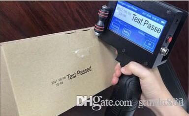 T3S handheld portable printer date codes inkjet printer for egg colour Tij  printer ink price