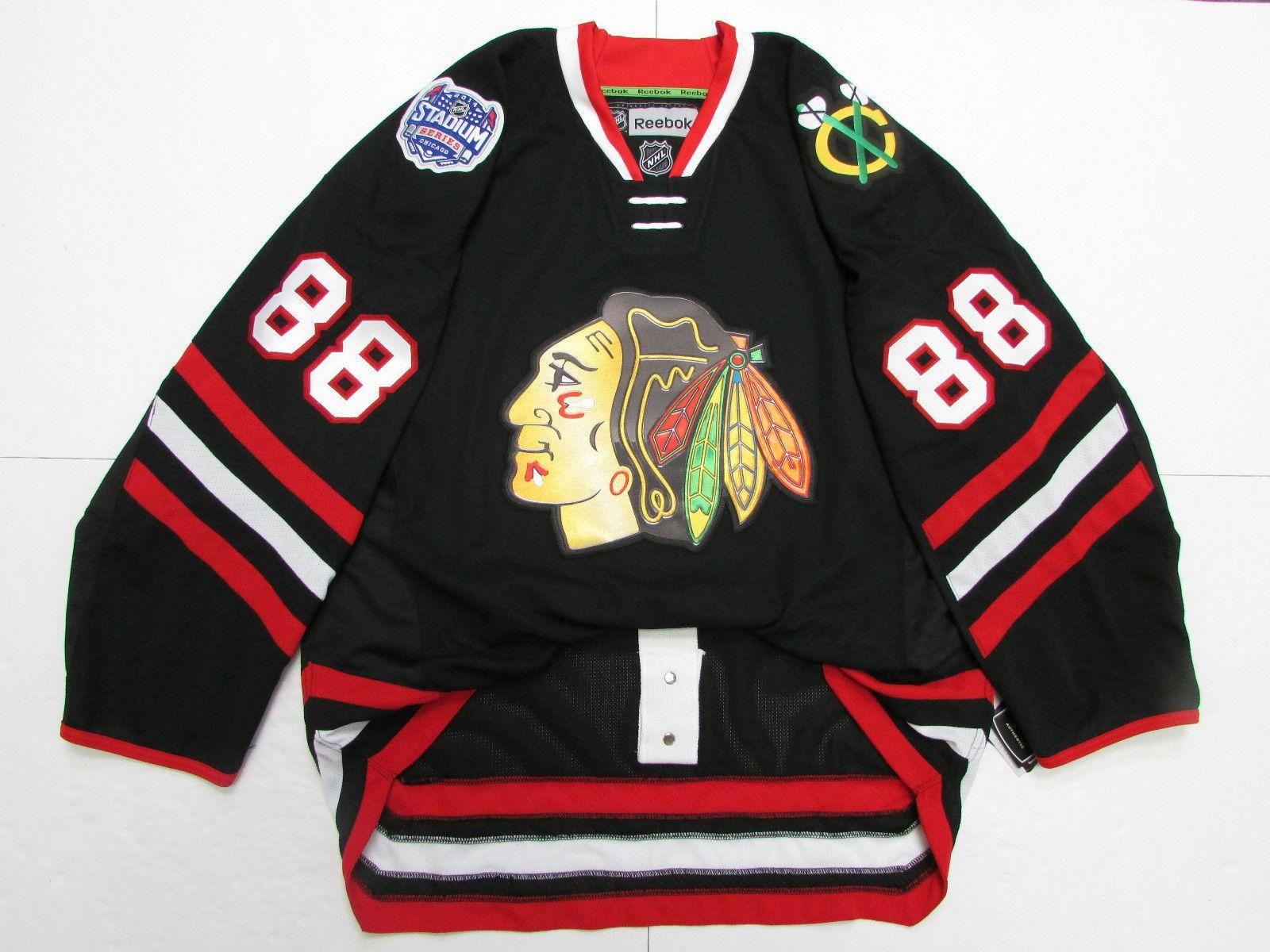 0b497adca01 2019 Cheap Custom KANE CHICAGO BLACKHAWKS 2014 STADIUM SERIES JERSEY Stitch  Add Any Number Any Name Mens Hockey Jersey XS 5XL From Custom_nbajersey, ...