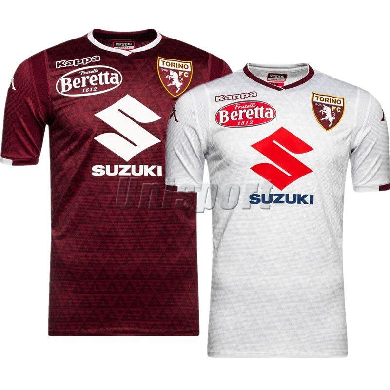 fa2e23ba931cc 2019 2018 19 Torino Fc Soccer Jerseys Belotti Baselli I.Falque Futbol  Camisetas Football Camisa Shirt Kit Maillot From Unisport