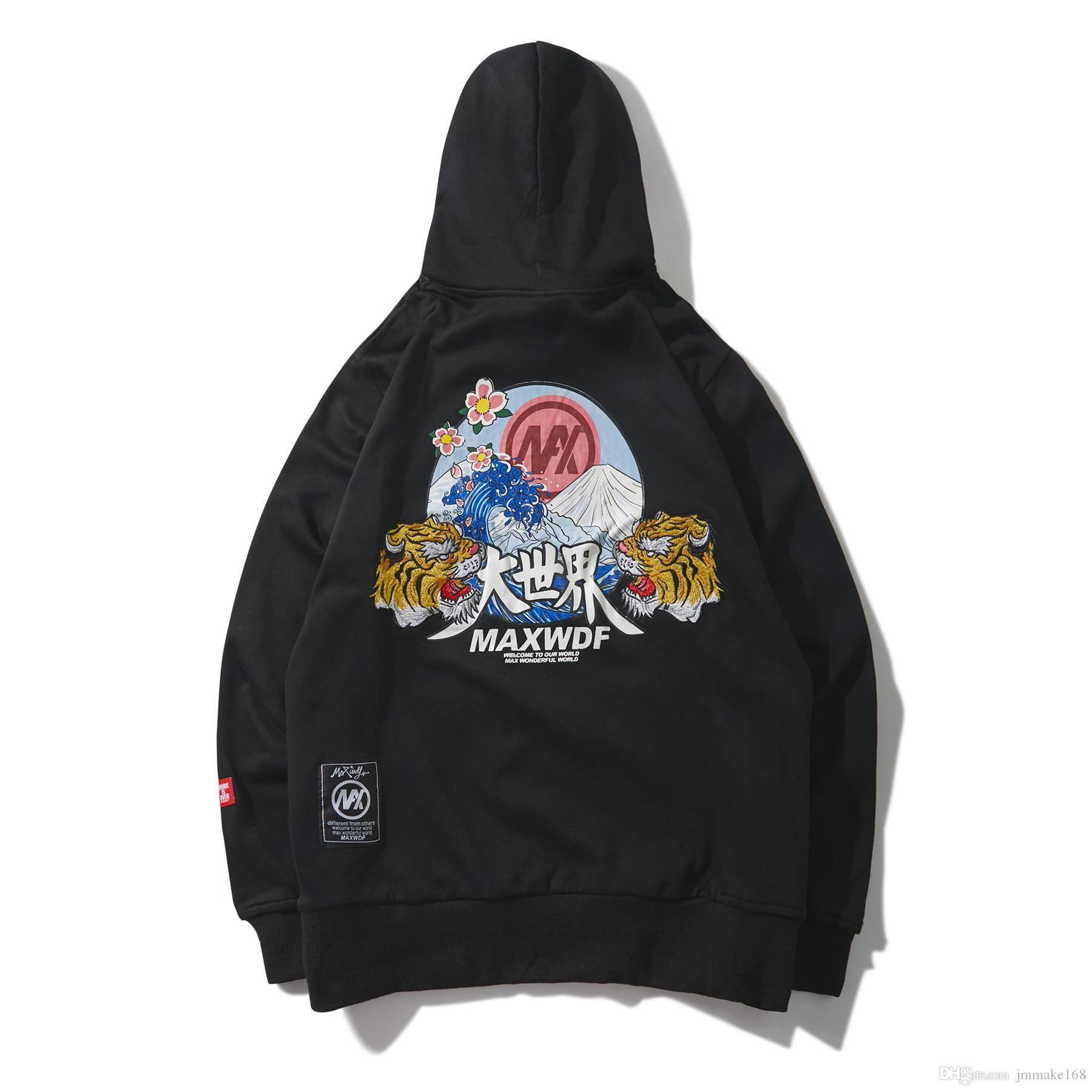 Liebhaber Hiphop Wollkreis Pullover Einfacher Hoodie Kaschmir Lose Mantel Mode Pullover Lange Ärmel Reine Baumwolle Jacke Übergröße Neuer Stil