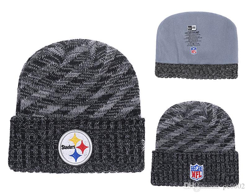 Men s Pittsburgh Steelers New Black 2018 Sideline Cold Weather ... e113a9cb14f