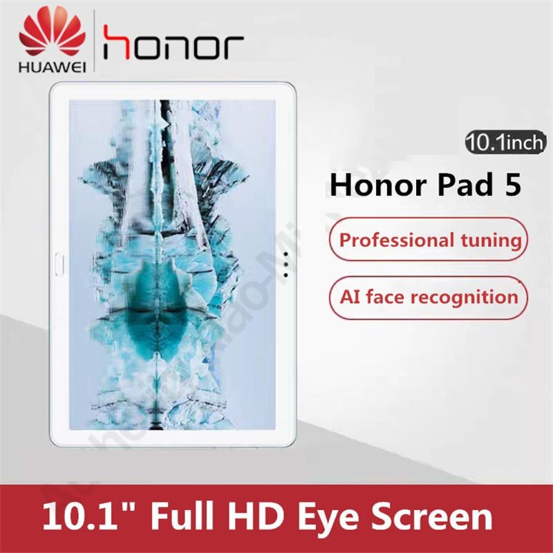 "Honor Tablet 10.1"" Pad 5 32GB 64GB 128GB Octa Core Fingerprint ID Face ID Tablet Android 8.0 5100mAh FHD Huawei honor pad"