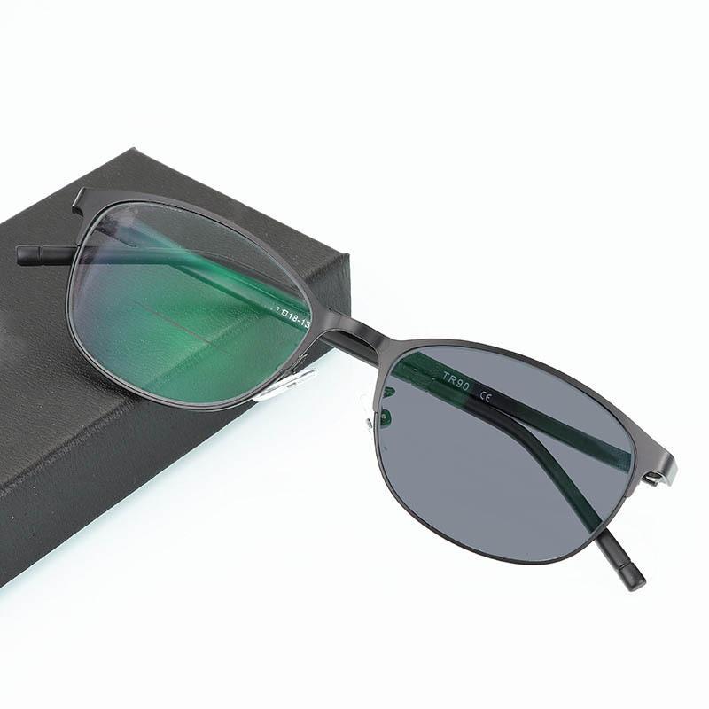 6f786e8620 Compre Nuevo Diseño Gafas De Lectura Fotocromáticas Aleación Presbicia Gafas  Gafas De Sol Desenfoque Multifocal A $11.0 Del Agoodtime | DHgate.Com
