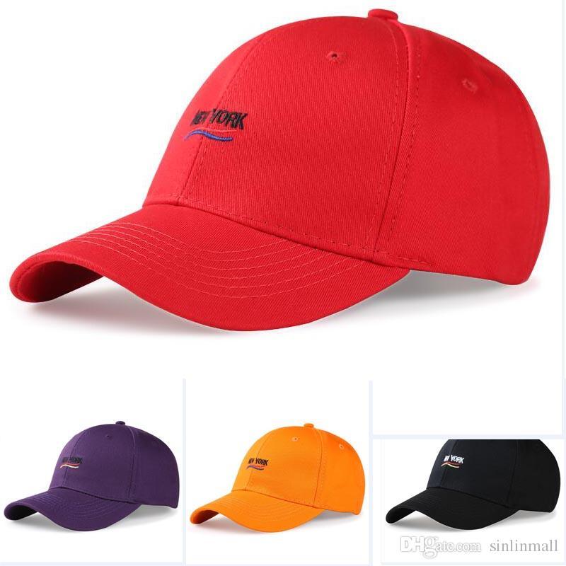 5033459ca03 Embroidery Cup Outdoor Dad Cap Men Women Fashion Baseball Cap ...