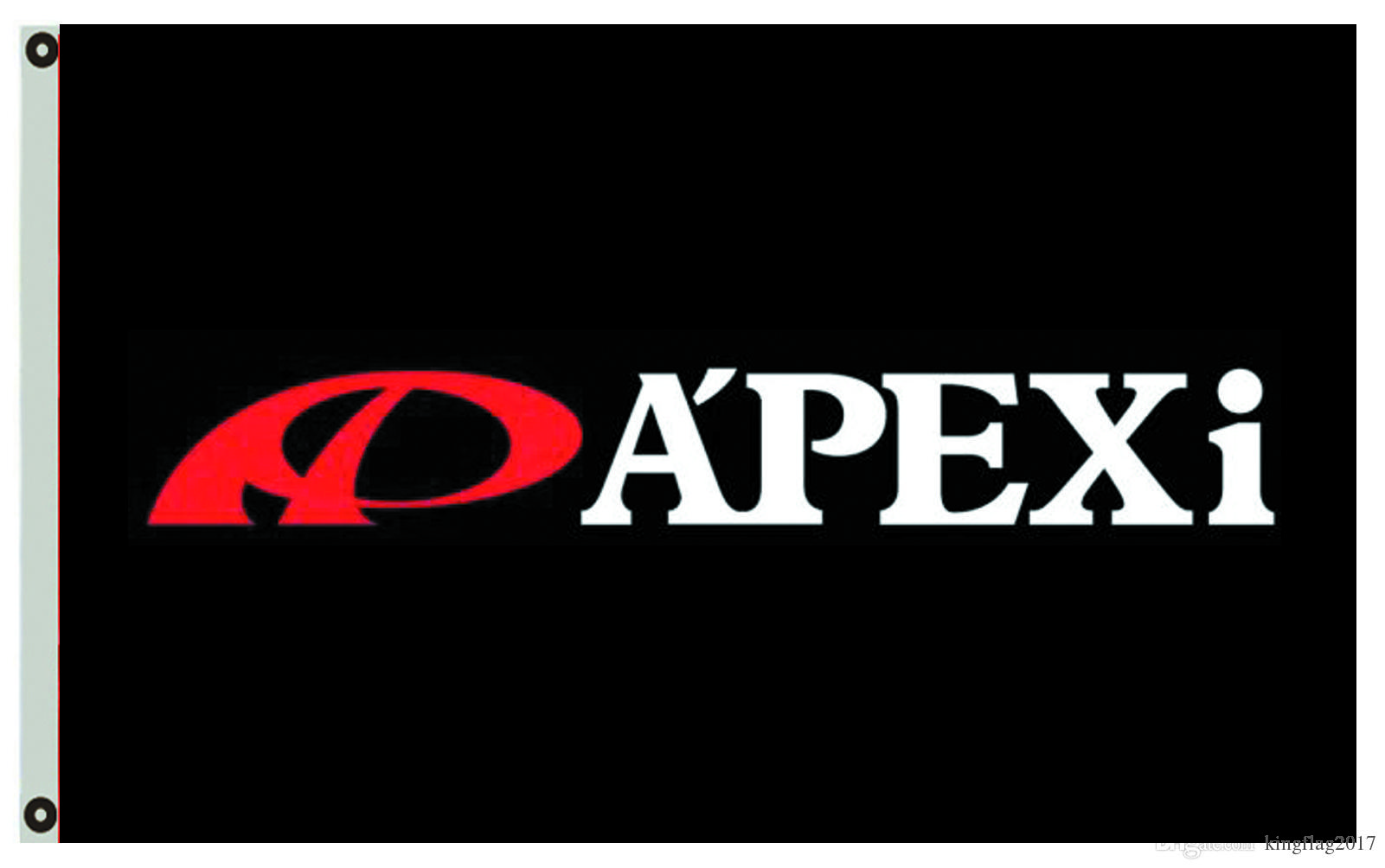 Aftermarket Car Parts >> Apexi Flag Banner Aftermarket Car Parts Racing Flag