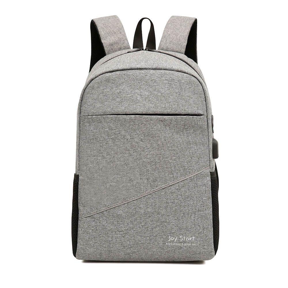 USB Charging Laptop Backpack Women Men School Book Bag Teenage Girl Boy  College Travel Schoolbag Bagpack Reflective Strip Safety Herschel Backpacks  Best ... 23f91968533a8
