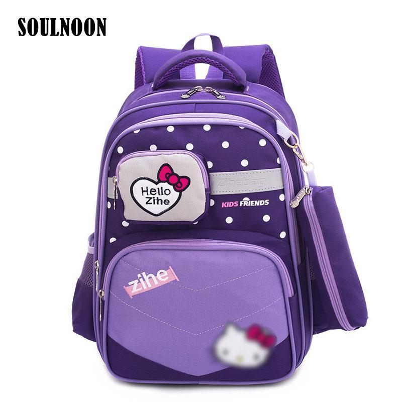 1dc1fe54ef 3 10 Year Old Girls School Bags New Korean Princess Cute Children S Book Bag  Kids Bear Backpacks Large Capacity Satchel Knapsack Beach Bags Backpacks  For ...