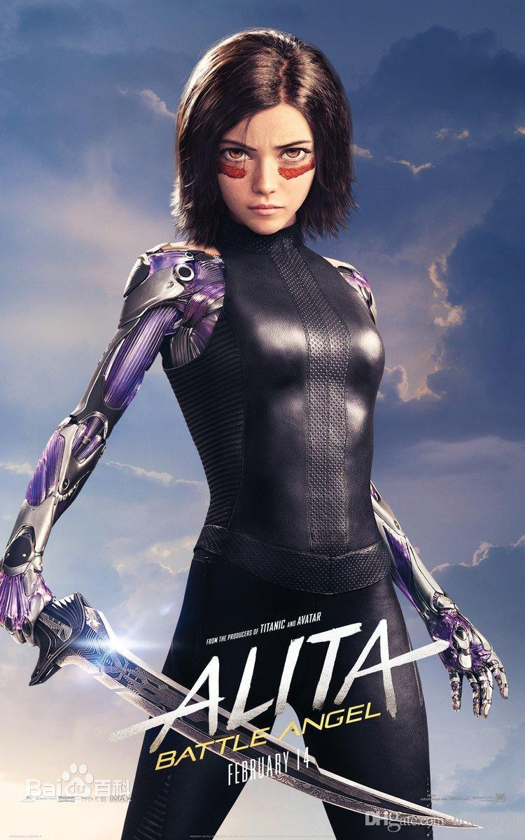 Beautiful High Quality Adult And Kids Unisex Alita Battle Angel Cosplay Costume Jumpsuits Zentai Bodysuit Carnival Free Shipping 100% Guarantee Novelty & Special Use