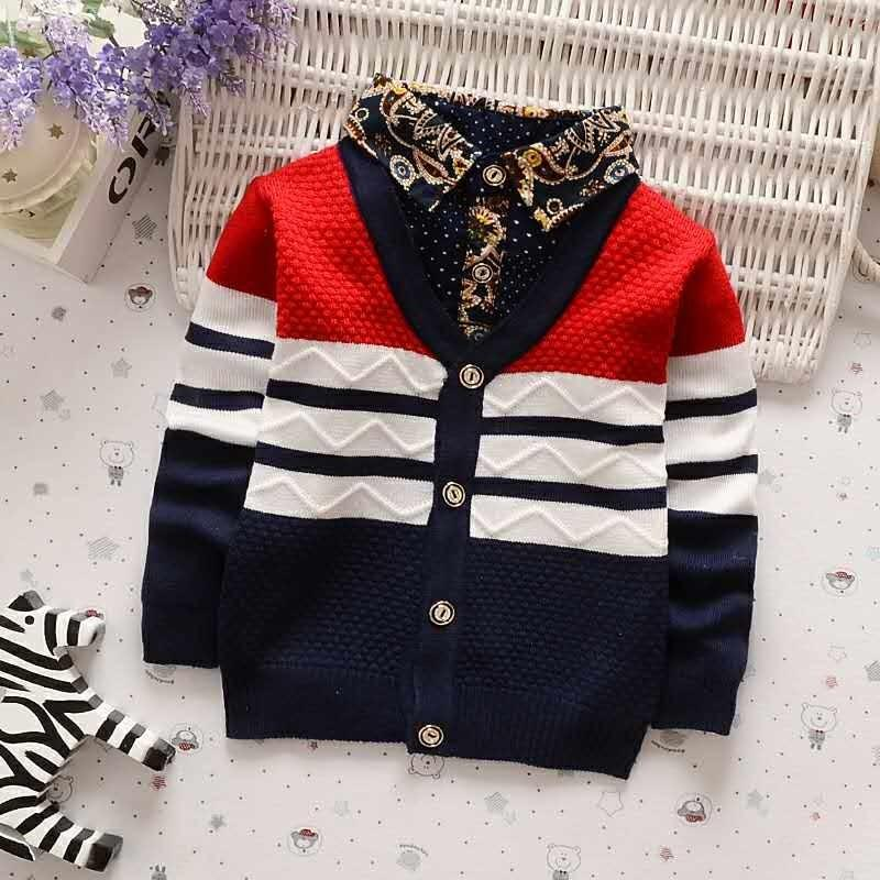 a562c9e76c8d Good Quality Spring Autumn Children Boys Sweaters Long Sleeve Casual ...