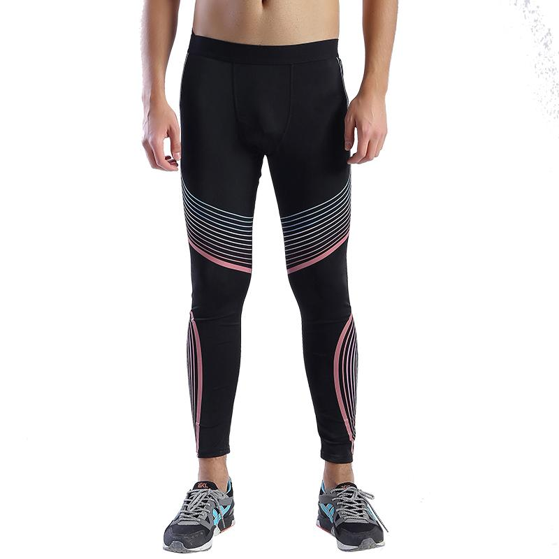 b6f4eaf185 2019 1024V Workout Fitness Men Trousers Men Thermal Muscle Bodybuilding  Wear Compression Elastic Slim Exercise Clothing From Lvmangguo, $41.81    DHgate.Com