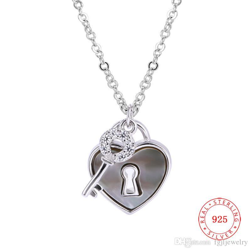 Joyas De Plata Corazón Cuenta Para Chicas Collar Pulsera Jewelry & Watches Calado Charm Corazón