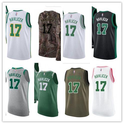 e53874558cc3 SPORT Basketball Wear Youth women Men s Boston Celtic 17 John ...