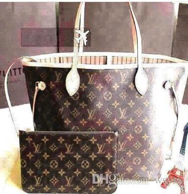 Louis Vuitton NEVERFULL HANDBAGS+WALLET WOMEN 3A MESSENGER BAGS TOTE  SHOULDER BAGS MICHAEL v16 KOR SHOPPING BAGS SATCHEL CLUTCH PURSE LV Supreme bag  bags 293450074d
