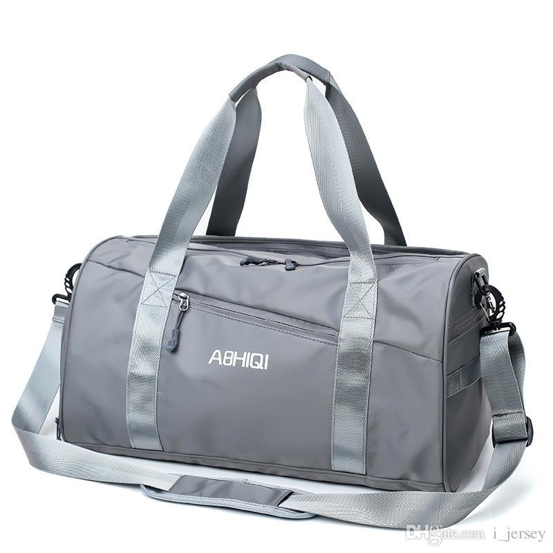 c2751bb86b9b Dry Wet Separate Gym Bags Fitness Training Sports Tas Traveling ...