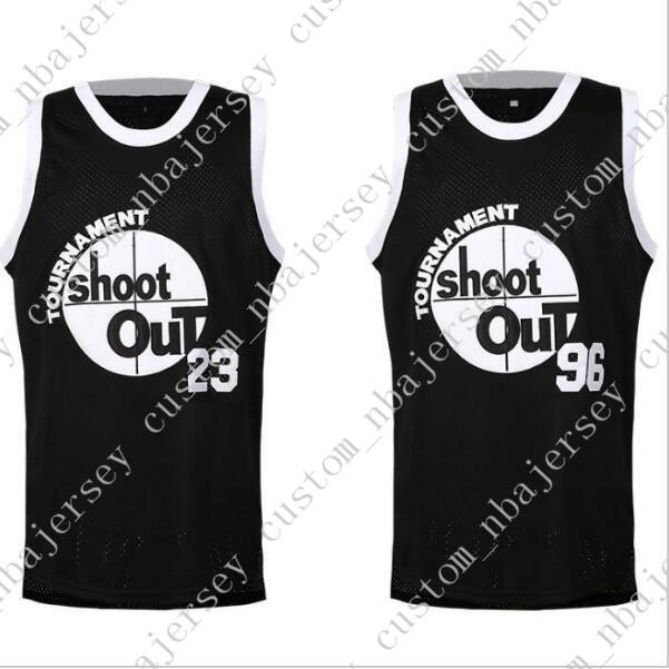 official photos 31d3b fc28a custom Retro Basketball Jersey #96 #23 Tournament Shootout Movie Jersey  Stitched Customize any name number MEN WOMEN YOUTH JERSEY XS-5XL