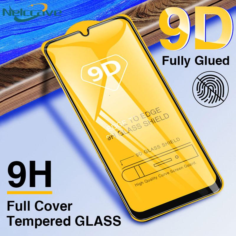 100 piece 9D curve screen protector for Samsung A10 A20 A20 e A30 a40 a40 s A50 A60 A70 A80 a90 shielded full tempered glass coverage