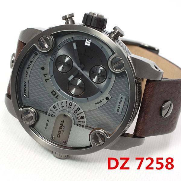 e0974856cc21 Compre Relojes Deportivos Para Hombres Relojes De Pulsera De Cuero Top  Marca De Lujo Hombres Relojes De Pulsera Cronógrafo Reloj De Cuarzo Niño A   33.0 Del ...
