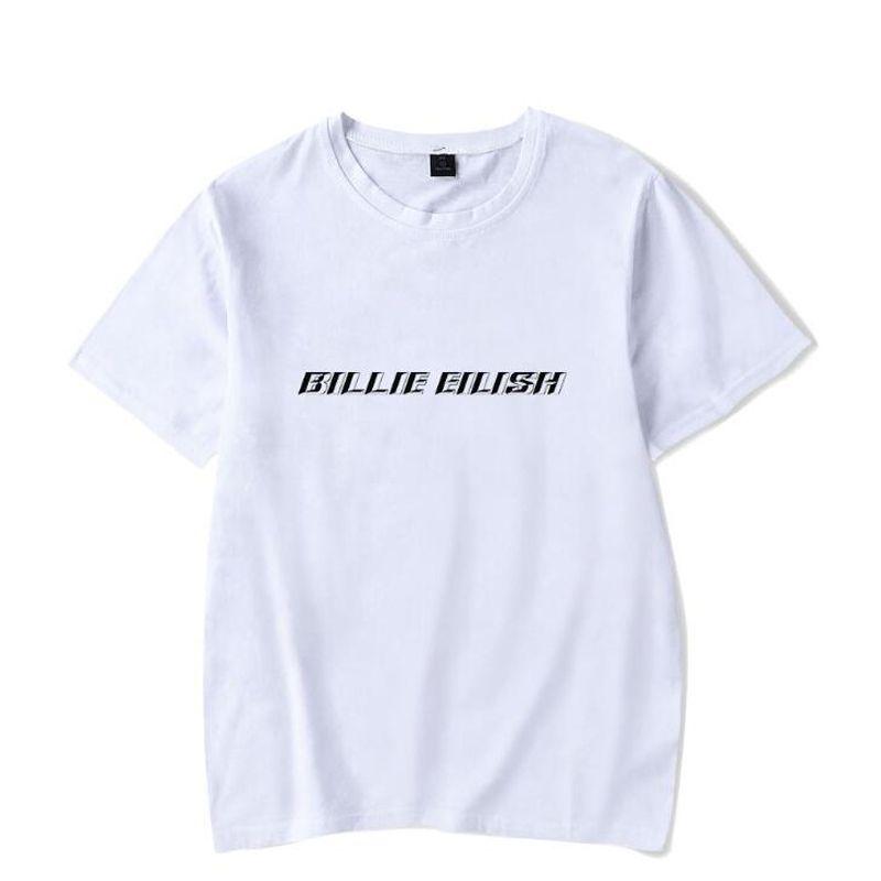 87475043 Billie Eilish T Shirt Men Women Hip Pop Streetwear Casual Short Sleeve Cool  Tshirt Funny Graphic Tees Tops Instagram Clothing Best Tshirts Cool T Shirts  ...
