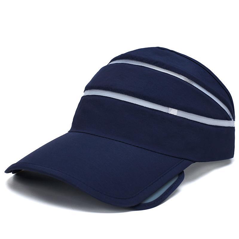 d4ec60992190d Compre 2019 Nueva Gorra De Béisbol Para Mujer Deporte Al Aire Libre Sombrero  Para El Sol Hombres Verano Gorra De Estiramiento Y Estiramiento Unisex  Casual ...